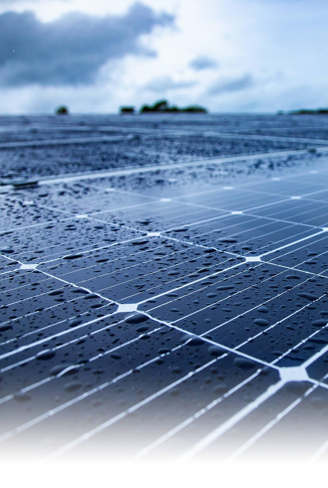 環境にやさしいクリーンなエネルギーで繋いでゆく。